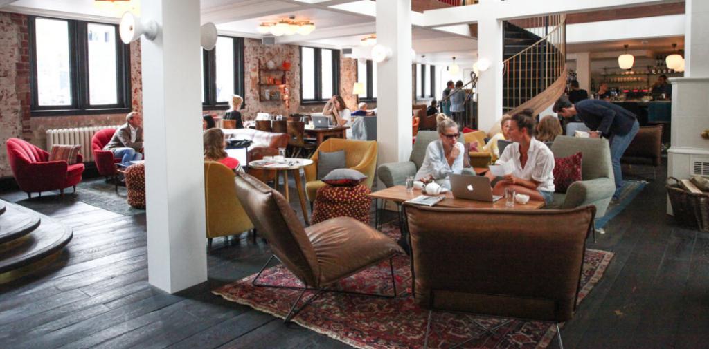 Hoteles Híbridos en Reinvención